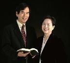 西田先生夫妻